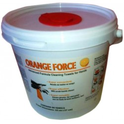 7 d'Armor ORANGE FORCE - ściereczki do rąk
