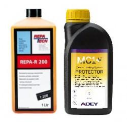 REPA R 200 + ADEY MC1+