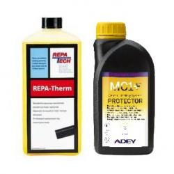 REPA THERM + ADEY MC1+ uszczelniacz i inhibitor korozji