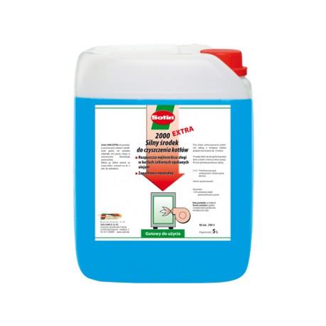 SOTIN 2000 extra - silny środek do czyszczenia kotłów
