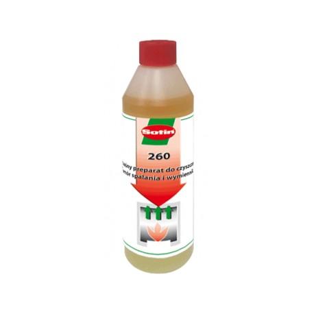 SOTIN 260 preparat do czyszczenia komór spalania i wymienników